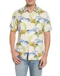 Tommy Bahama - Boca Bouquet Silk Sport Shirt - Lyst