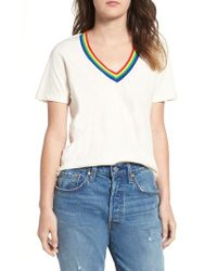 Project Social T - Over The Rainbow Tee - Lyst