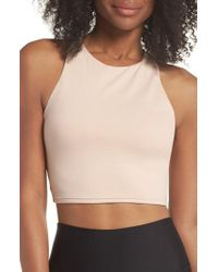 Alo Yoga - Movement Sports Bra - Lyst