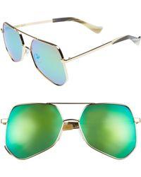 Grey Ant - Megalast Ii 55mm Sunglasses - Lyst
