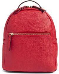 mali + lili - Mali + Lili Vegan Leather Backpack - Lyst