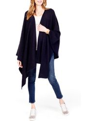 Ingrid & Isabel - Ingrid & Isabel 'cozy' Maternity & Nursing Wrap - Lyst