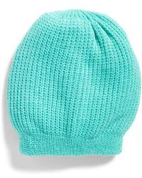 Free People - Everyday Slouchy Beanie - - Lyst