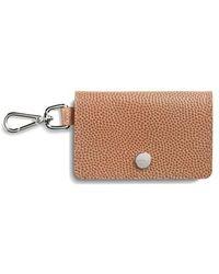 Shinola - Latigo Leather Card Case - - Lyst