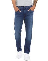 Hudson Jeans - Byron Slim Straight Leg Jeans - Lyst