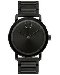 Movado - Bold Evolution Bracelet Watch - Lyst