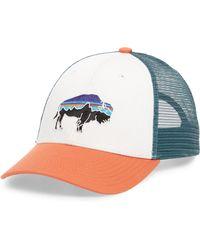b6c478abbca Lyst - Patagonia  wavefarer  Bucket Hat in Orange for Men