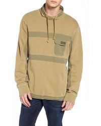 Scotch & Soda - Garment Dyed Sweatshirt - Lyst