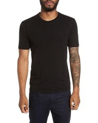 Goodlife - Supima Cotton Blend Crewneck T-shirt - Lyst