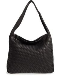 Robert Zur | Large Jo Leather Hobo | Lyst