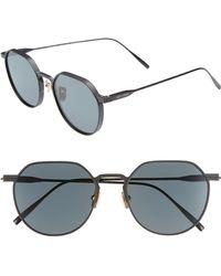 Vedi Vero - 54mm Polarized Titanium Sunglasses - - Lyst