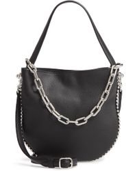 Alexander Wang - Mini Roxy Leather Bucket Bag - - Lyst