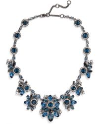 Givenchy - Drama Crystal Collar Necklace - Lyst
