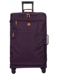 Bric's - X-bag 30-inch Spinner Suitcase - Purple - Lyst