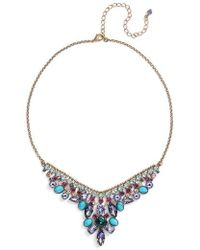 Sorrelli | Vervain Frontal Necklace | Lyst