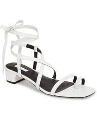 TOPSHOP - Fable Strappy Sandal - Lyst