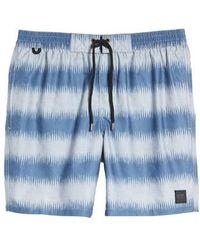 Globe - Moonshine Pool Shorts - Lyst