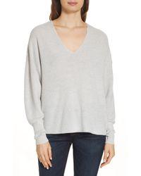 Eileen Fisher - Merino Wool Sweater - Lyst