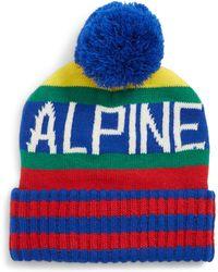 Polo Ralph Lauren - High-tech Beanie Hat - Lyst