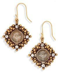 Virgins, Saints & Angels - Cloister Earrings - Lyst