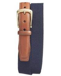 Torino Leather Company - European Surcingle Belt - Lyst