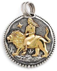 Konstantino - Zodiac Pendant - Lyst