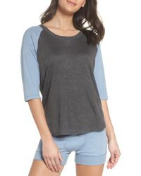 Honeydew Intimates | Double Knit Tee | Lyst