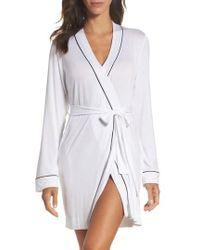 UGG - Ugg Aldridge Short Robe - Lyst