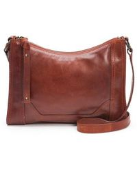 Frye - Melissa Leather Crossbody Bag - Lyst