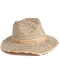 Halogen Halogen Packable Panama Hat
