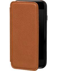 Sena - Bence Iphone 7/8 Walletbook - Lyst