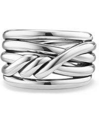 David Yurman - Continuance Ring - Lyst