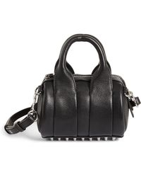 Alexander Wang - Baby Rockie Leather Satchel - Lyst