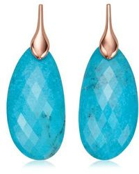 Monica Vinader - Nura Cocktail Earrings - Lyst