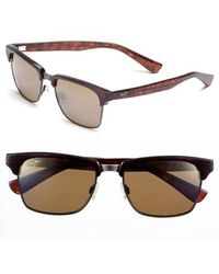 Maui Jim - 'kawika - Polarizedplus2' 54mm Sunglasses - Lyst
