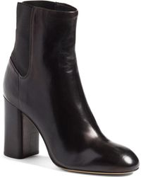Rag & Bone Agnes Studded Leather Ankle Boots - Black