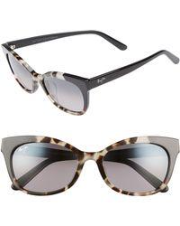 Maui Jim - Ilima 53mm Polarizedplus2 Cat Eye Sunglasses - - Lyst