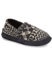 Woolrich - Whitecap Knit Slippers - Lyst