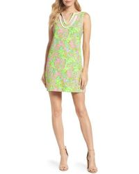 Lilly Pulitzer - Lilly Pulitzer Harper Shift Dress - Lyst