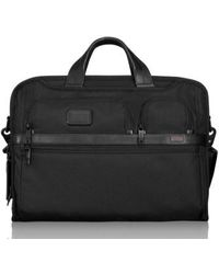 Tumi - 'alpha 2' Laptop Briefcase With Id Lock Pocket - Lyst