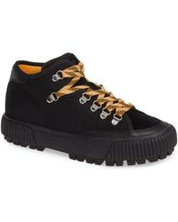 Rag & Bone - Black Rb Army Hiker Low Boots - Lyst