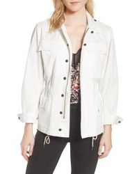 Zadig & Voltaire - Embroidered Butterfly Cargo Jacket - Lyst