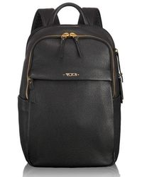 Tumi | Voyageur - Small Daniella Leather Backpack | Lyst