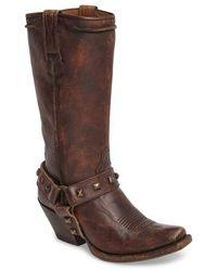 Ariat - Rowan Western Harness Boot - Lyst