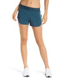 Zella - Go Run Reflect Shorts - Lyst