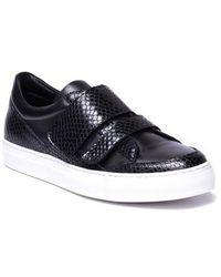 Jared Lang - Luke Double Strap Sneaker - Lyst