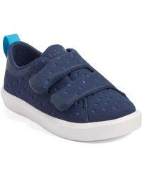 Native Shoes - Monaco Vegan Leather Sneaker - Lyst