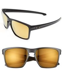 Oakley - Silver Xl 57mm Sunglasses - - Lyst