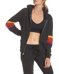 Aviator Nation - Venice Patch Hoodie Sweatshirt - Lyst