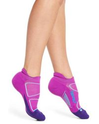 Feetures! - Elite Light No-show Running Socks - Lyst